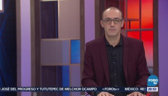 Las noticias, con Julio Patán: Programa del 16 de febrero de 2018