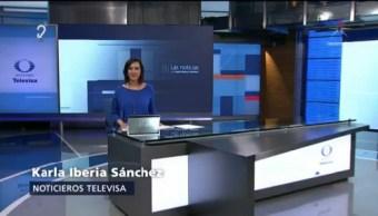 Las Noticias, con Karla Iberia: Programa del 12 de febrero de 2018