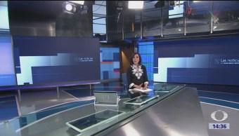 Las Noticias, con Karla Iberia: Programa del 16 de febrero de 2018