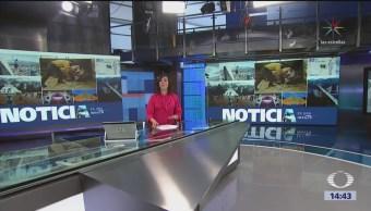 Las Noticias, con Karla Iberia: Programa del 20 de febrero de 2018