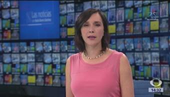 Las Noticias, con Karla Iberia: Programa del 23 de febrero de 2018