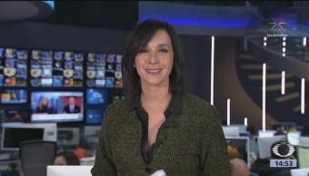 Las Noticias, con Karla Iberia Programa del 9 de febrero de 2018