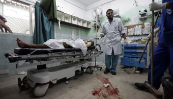 Suspenden limpieza en todos los hospitales de Gaza por impago de salarios