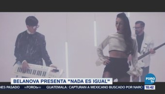 #LoEspectaculardeME: Belanova presenta 'Nada es igual'
