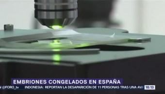 Embriones Congelados España Doctora Rosario Laris
