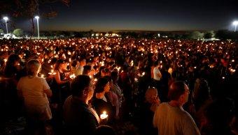 Luto y dolor vigilia víctimas masacre Florida