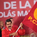 Maduro acepta candidatura Partido Comunista Venezuela