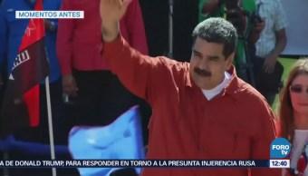 Maduro formaliza candidatura para la reelección en Venezuela