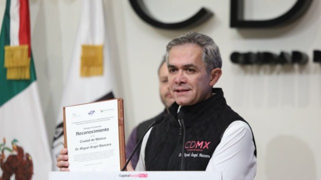 Mancera: se agotarán las líneas de investigación hasta esclarecer caso Marco