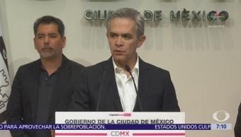 Mancera recibe respaldo para candidatura plurinominal al Senado