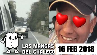 Mangas Chaleco Cisen persigue Anaya AMLO indestructible Las Mangas del Chaleco Santos Briz