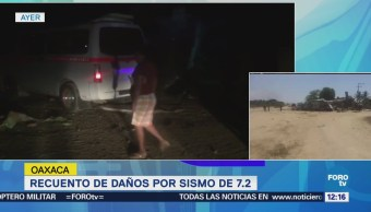 Mantienen Asegurada Zona Donde Accidentó Helicóptero Militar Oaxaca