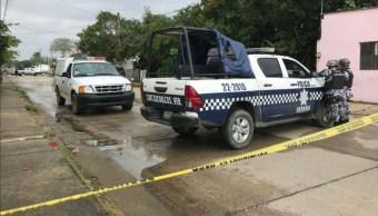 matan a cuatro personas durante velorio en coatzacoalcos