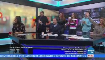 Matutino Express del 1 de febrero con Esteban Arce (Parte 8)