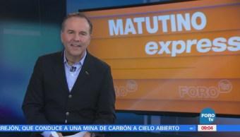 Matutino Express del 13 de febrero con Esteban Arce (Parte 3)