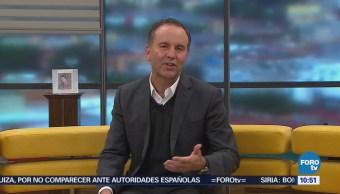 Matutino Express del 21 de febrero con Esteban Arce (Parte 7)