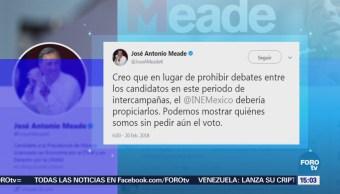 Meade Critica Decisión Ine Debates