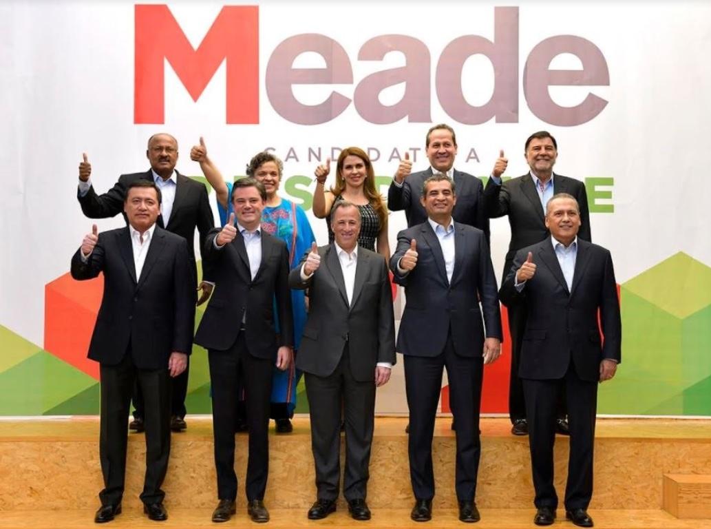 Designa Meade coordinadores regionales para su campaña