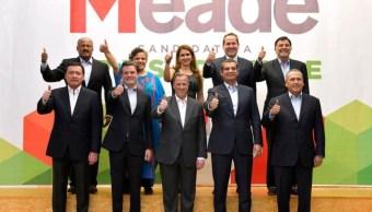 jose antonio meade designa 6 nuevos coordinadores campana