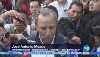 Meade habla de la inseguridad en Chihuahua