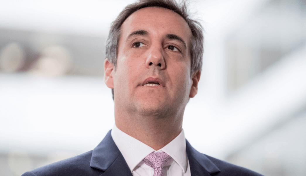Michael Cohen, abogado de Donald Trump
