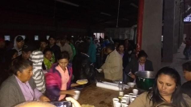 INM rescata a 103 centroamericanos en límites de Veracruz y Puebla