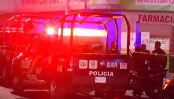 Muere policía al intentar evitar el robo de auto en Azcapotzal