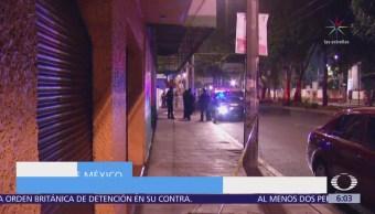 Muere policía en asalto frustrado en Azcapotzalco