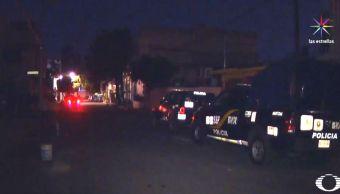 Mueren tres hombres en el Valle de México