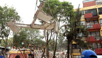 a cuatro meses del 19-s, damnificados esperan reconstrucción del multifamiliar tlalpan