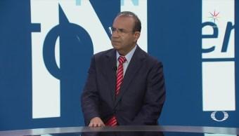 Alfonso Navarrete Prida explica seguimiento a Anaya
