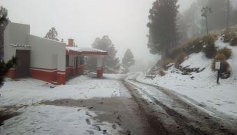 Se mantiene cerrado el Parque Nacional Nevado de Colima por mal clima