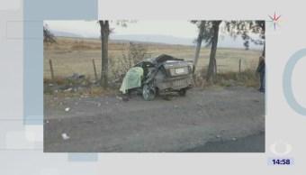 Niño 12 Años Conduce Auto Choca Mueren Cinco Menores