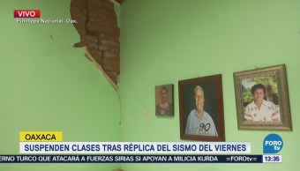 No Deja Temblar Oaxaca Sismo Registrado 16 De Febrero Pinotepa Nacional