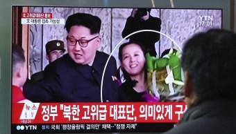 Norcorea no se reunirá Estados Unidos durante Juegos Olímpicos