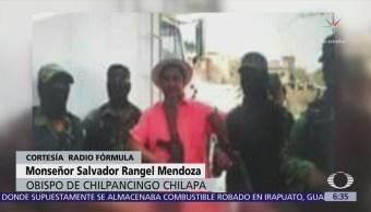Obispo de Chilpancingo desconfía de la versión oficial