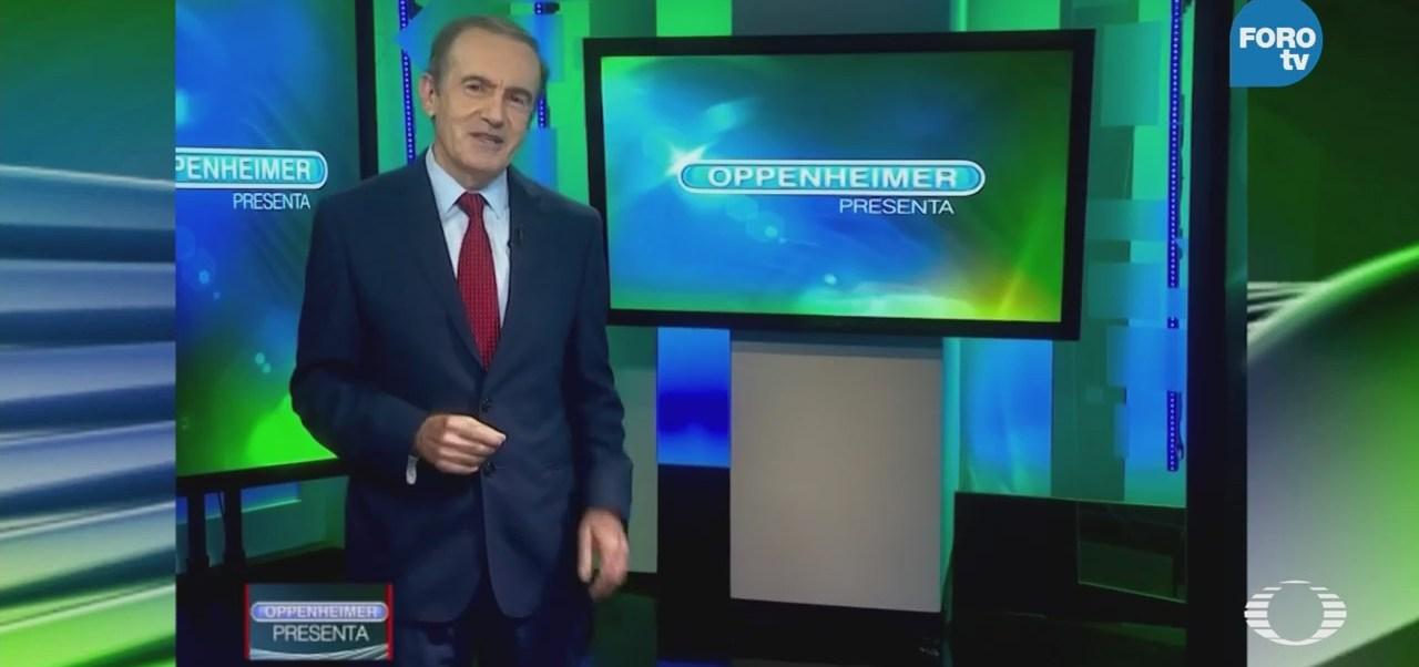 Oppenheimer: programa del 3 de febrero de 2018