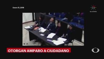 Otorgan amparo a ciudadano que denunció conflicto de interés, en Hidalgo