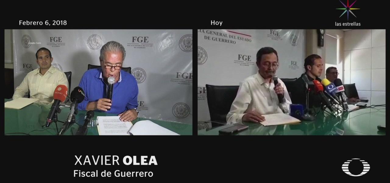 Padres asesinados en Guerrero no tenían vínculos con el crimen organizado