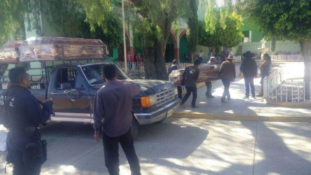 fiscalia oaxaca investiga masacre baile oaxaca
