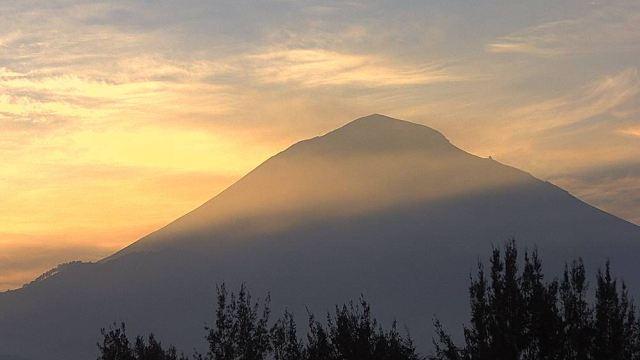 Volcán Popocatépetl emite 39 exhalaciones