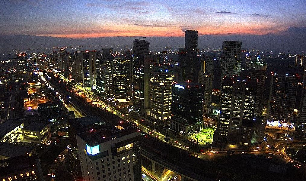 Prevén ambiente templado con posibles lluvias en la Ciudad de México