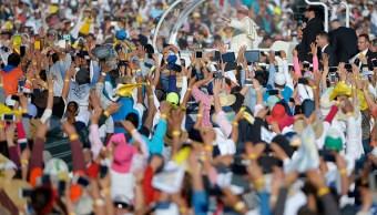 preparan festejos por la visita del papa francisco en ciudad juarez