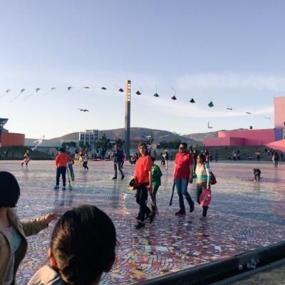 Realizan segundo festival del papalote en Pachuca, Hidalgo
