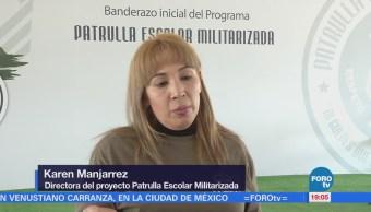 Patrulla Escolar Militarizada Tecámac, Estado de México