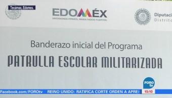 Patrulla Escolar Militarizada Tecámac