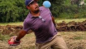 El juego de pelota mixteca despierta pasiones en Oaxaca