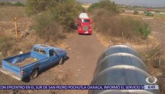 Pemex reporta récord de tomas clandestinas