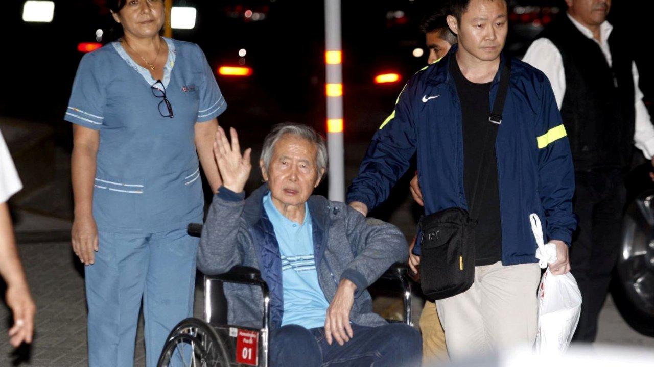 HRW considera que Perú debería revocar indulto Fujimori