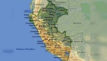 Tres muertos por un deslizamiento de tierra en Perú